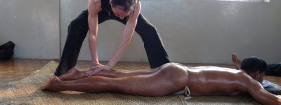 Kalari massage
